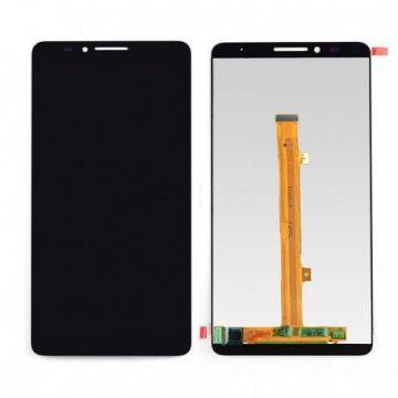 Ecran LCD et vitre tactile Assembles pour Huawei Mate 7 Noir
