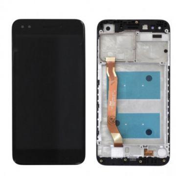 Ecran Complet Noir Huawei Y6 Pro 2017 (avec chässis)