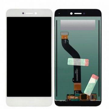LCD et vitre tactile Assembles pour Huawei P8 Lite 2017 et Honor 8 Lite Blanc