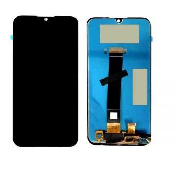 Ecran LCD + vitre tactile Noire Huawei Y5 2019