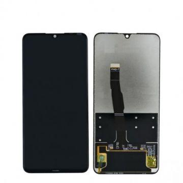 Ecran complet Noir Huawei P30 Lite (sans chässis)