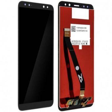 Ecran LCD et vitre tactile Assembles pour Huawei Mate 10 Lite Noir