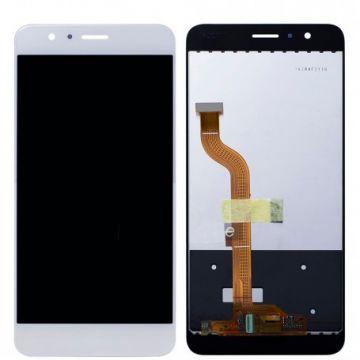 Bloc Ecran LCD et vitre tactile Assembles pour Huawei HONOR 8 blanc