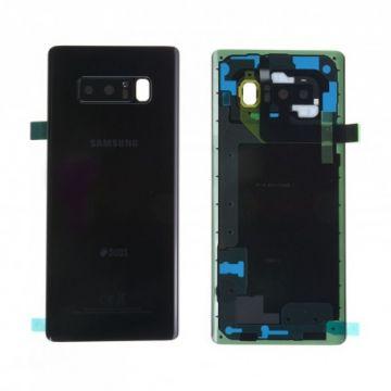 Vitre Arriere Noire pour Samsung Galaxy Note 8 (N950F)