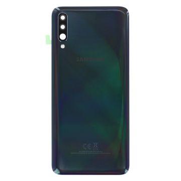 Vitre Arrière Noire Galaxy A70 (A705F) ServicePack