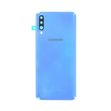 Vitre Arrière Bleue Galaxy A70 (A705F) ServicePack