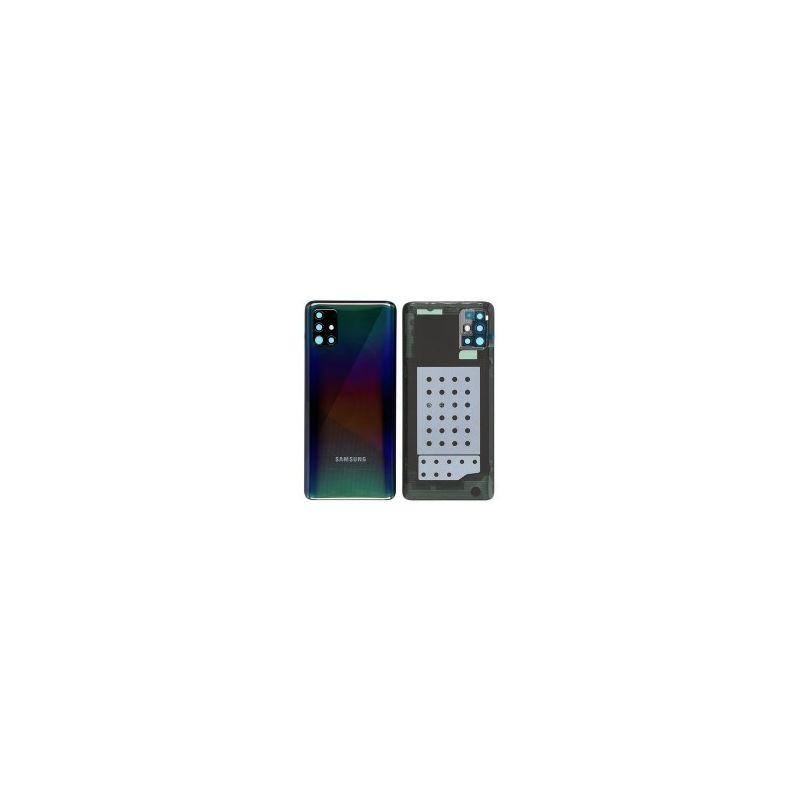 Vitre Arrière Noire Galaxy A51 (A515F)