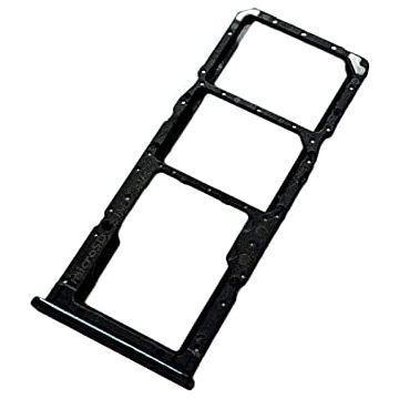 Tiroir SIM Noir Galaxy A51
