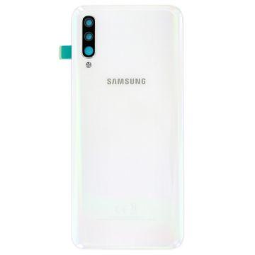 Vitre Arrière Blanche Galaxy A50 (A505F)