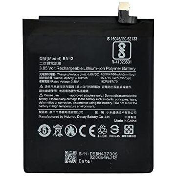 Batterie Origine BN43 Xiaomi Redmi Red mi Note 4 / 4X