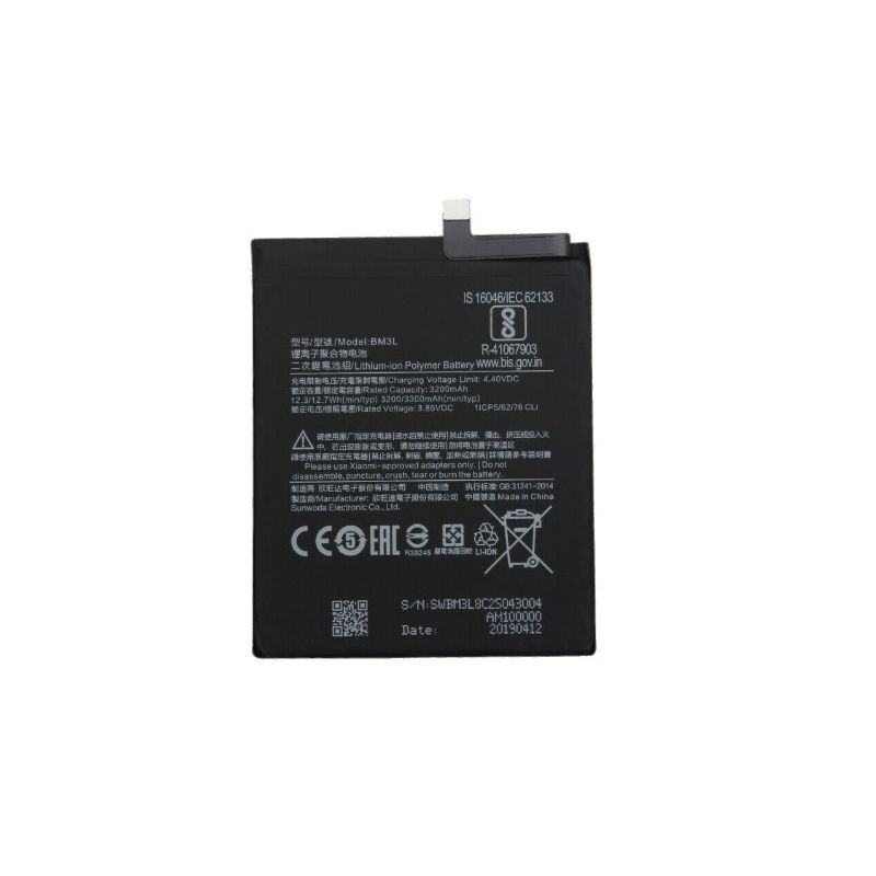 Batterie Originale BM3L Xiaomi Mi 9