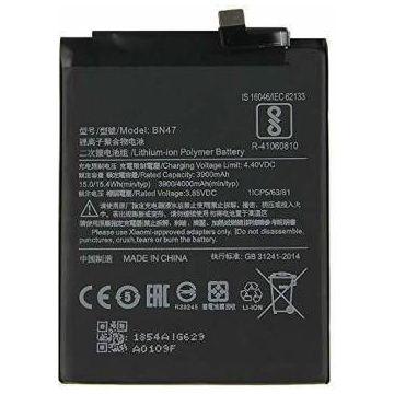 Batterie Originale BN47 Xiaomi Mi A2 Lite - Redmi 6 Pro - MiA2 Lite
