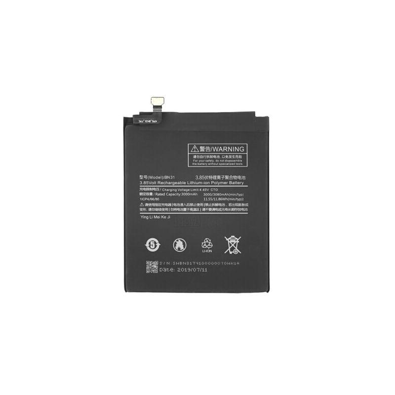 Batterie Originale BN31 Xiaomi Mi A1 - Redmi S2 - Mi 5X - Note 5A