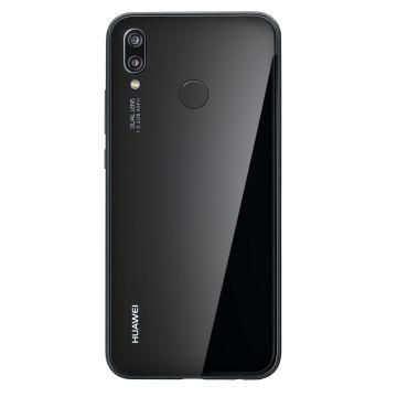 Vitre Arriere Noire Huawei P20 Lite (Service Pack)
