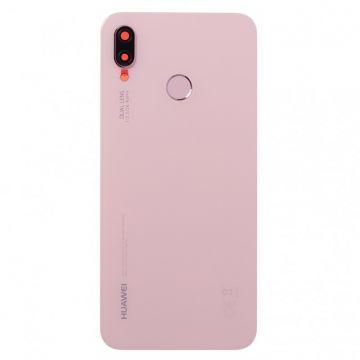 Vitre Arriere Original Rose Huawei P20 Lite (Service Pack)