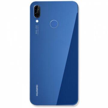Vitre Arriere Original Bleue Huawei P20 Lite (Service Pack)