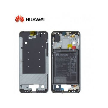 Chassis complet Noir pour Huawei P20