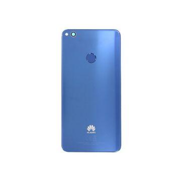 Vitre Arriere Original Bleue pour Huawei P8 Lite 2017