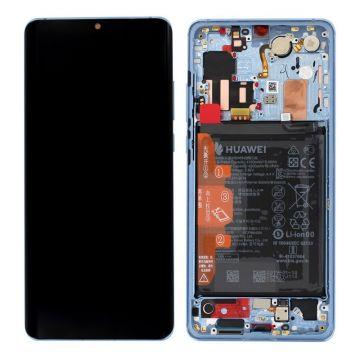 Ecran Complet Nacre Huawei P30 Pro (Service Pack)