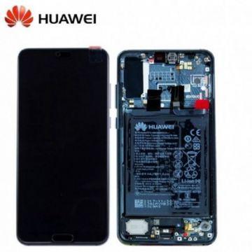 Ecran Complet Bleu Huawei P20 Pro (Service Pack)