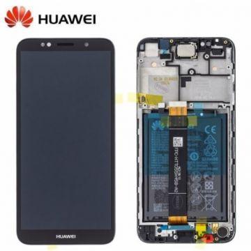 Ecran Complet Noir Huawei Y5 2018 (Service Pack)