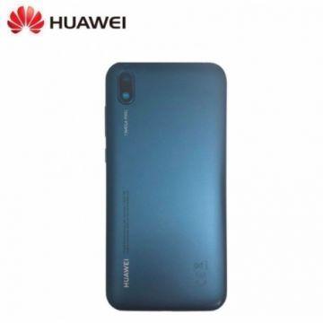 Coque Arriere Bleu Saphir Huawei Y5 2019 (Service Pack)