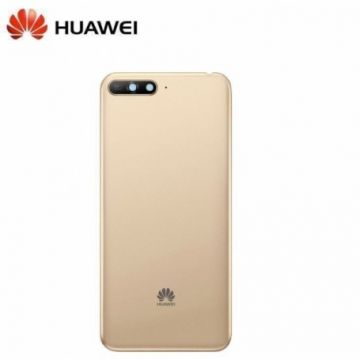 Coque Arriere Or Huawei Y6 2018 (Service Pack)