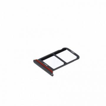 Tiroir SIM Noir Huawei P20 Pro