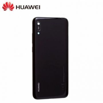 Coque Arriere Noire Huawei Y6 2019