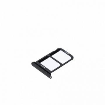 Tiroir SIM Noir pour Huawei P20