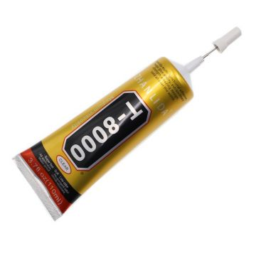 Colle Liquide incolore T-8000 110MLSpecial Reparation Electronique Bijoux Artisanat