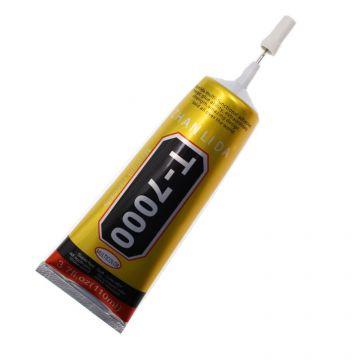 Colle liquide T-7000 110 ml Noire Special Reparation Eletronique bijoux artisanat
