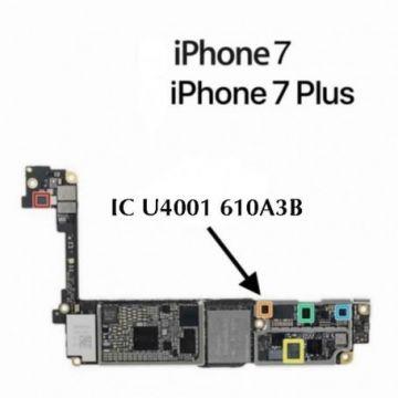U4001 610A3B 36 PINS IC USB IPHONE 7 Plus/8 Plus