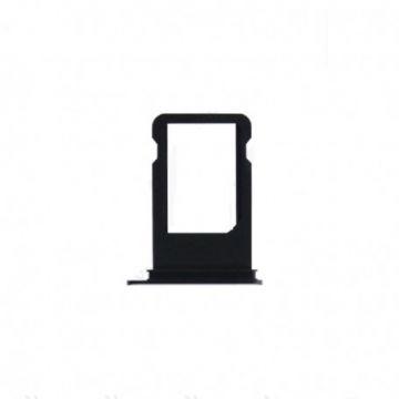 Tiroir SIM Pour iPhone 7 Plus Noir de Jais