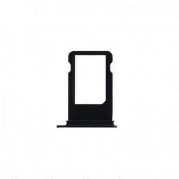 Tiroir SIM Pour iPhone 7 Plus Noir