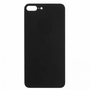 Vitre Arriere Noire iPhone 8 Plus (Sans logo)