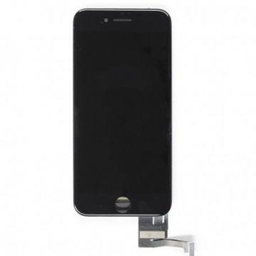ECRAN LCD ET VITRE TACTILE ASSEMBLES IPHONE 7 PLUS NOIR