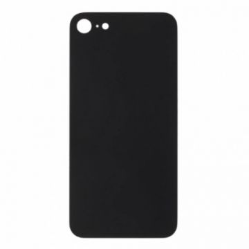 Vitre Arriere Noire iPhone 8/SE 2020 (Sans logo)