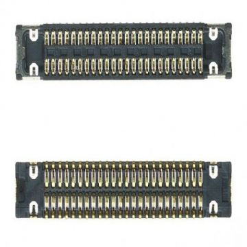Connecteur FPC LCD et Tactile sur Carte Mere iPhone 8 Plus