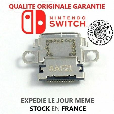 Connecteur de Prise de Charge de Type C pour Console Nintendo Switch NS