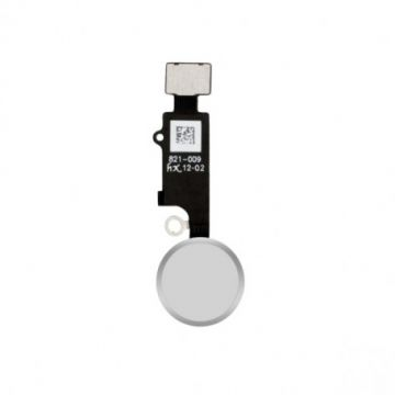 Bouton Home Argent iPhone 7/7P/8/8P (Ultimate)