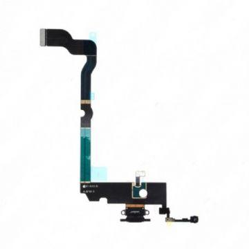 Connecteur de Charge Noir pour iPhone XS Max