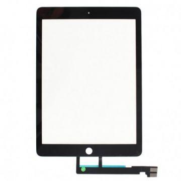 """Vitre tactile noire pour iPad Pro 9,7"""" A1673-A1674-A1675"""