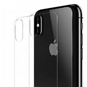 Verre Trempe Anti-choc Vitre Arriere iPhone X/XS