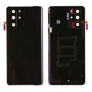 Vitre Arriere Original Noire Huawei P30 Pro (Service Pack)