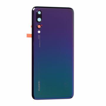Vitre Arriere Original Violet Huawei P20 Pro (Service Pack)