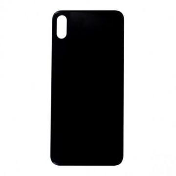 Vitre Arriere Noire iPhone XS (Sans logo)