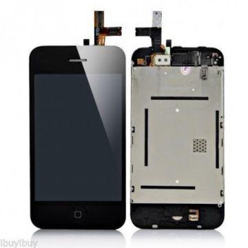 IPHONE 3GS NOIR ECRAN LCD BLOC COMPLET ASSEMBLE