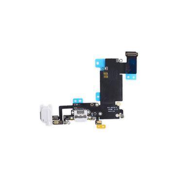 Dock connecteur de charge pour iPhone 6S Plus Blanc