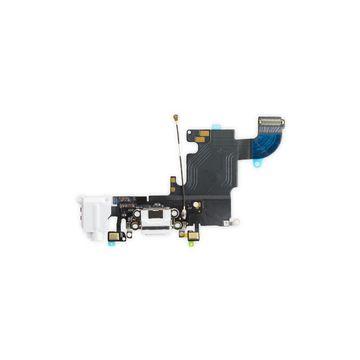 Dock connecteur de charge pour iPhone 6S Blanc